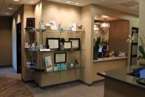 Dermatology & Skin Surgery Specialists, Scottsdale Arizona, Product Display